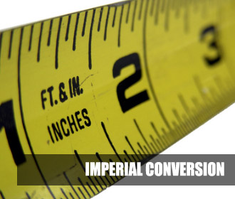 ENGLISH UNIT CONVERSION (IMPERIAL)